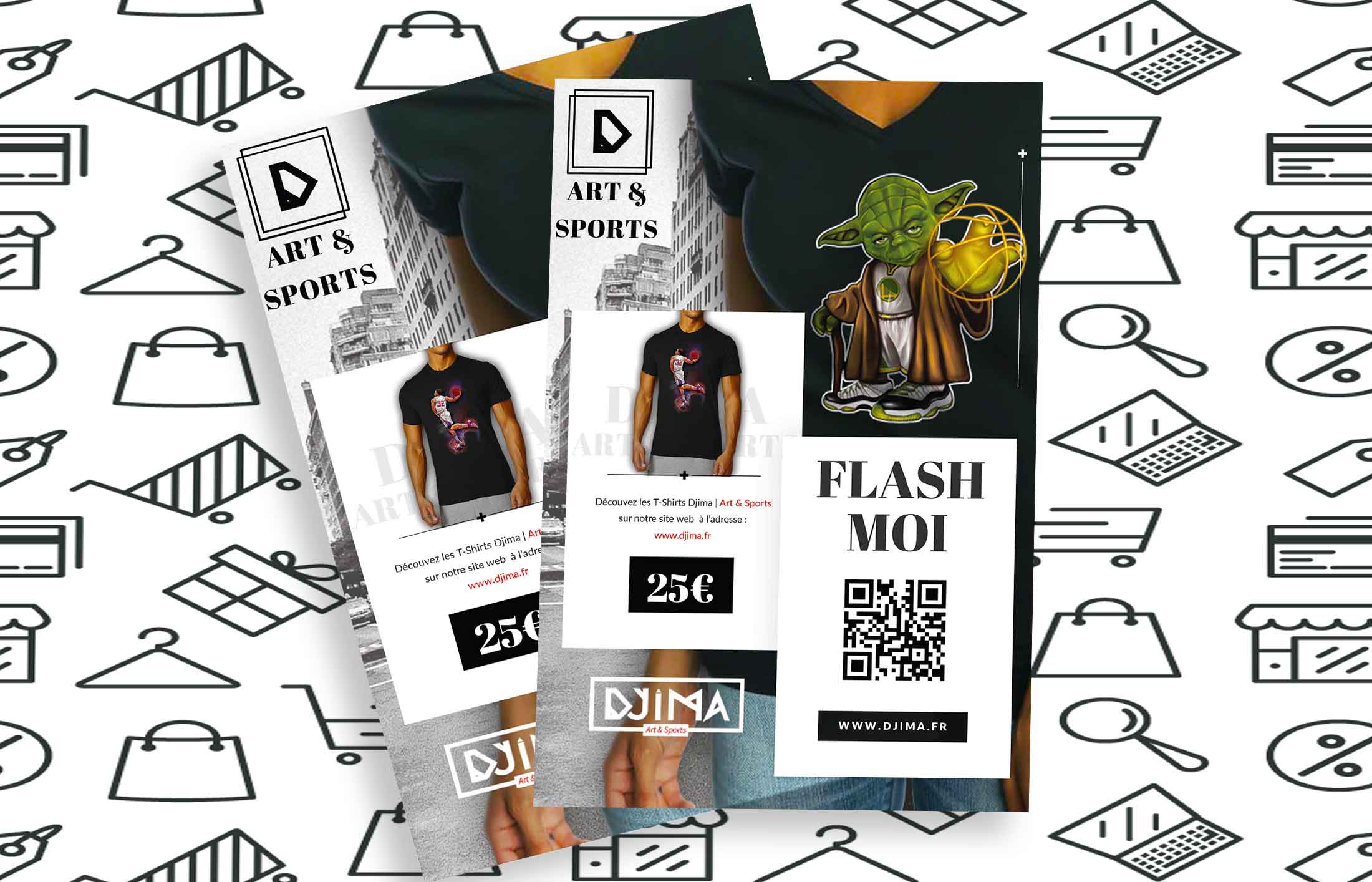 Creation-flyer-E-commerce-djima-touch2web
