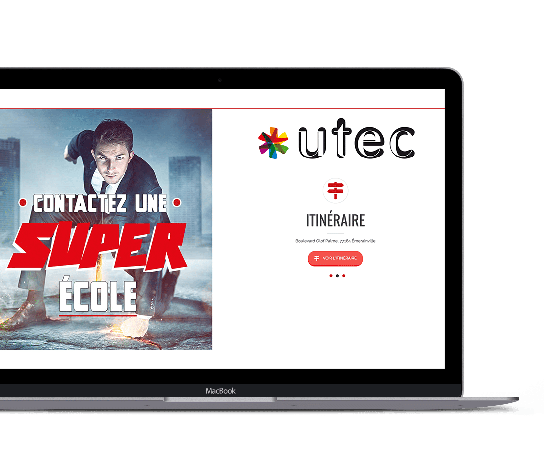 webdesign-screen-2-visuel-2-landing-page-utec-jpo-agence-touch2web