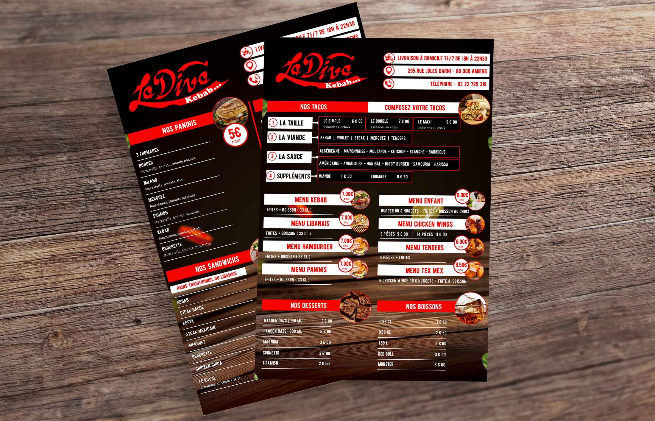 Creation-flyer-La-diva-amiens-touch2web