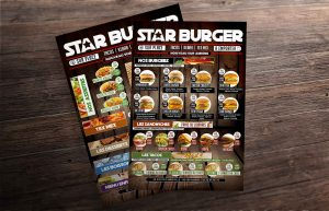 Creation-flyer-starburger-amiens